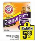 Arm & Hammer Cat Litter
