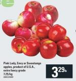 Pink Lady - Envy Or Sweetango Apples
