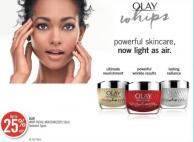 Olay Whip Facial Moisturizers 50ml