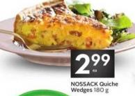Nossack Quiche Wedges