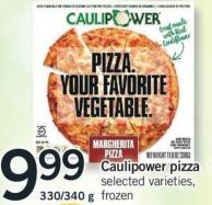 Caulipower Pizza - 330/340 G