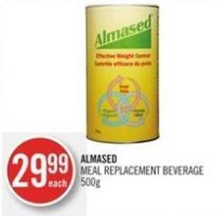 Almased Meal Replacement Beverage 500g