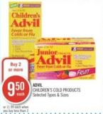 Advil Children's Cold Products