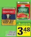 Grace Or Hereford Corned Beef