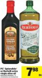 PC Splendido Or Bertolli Extra Virgin Olive Oil - 1 L