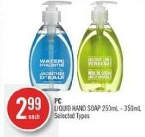 PC Liquid Hand Soap