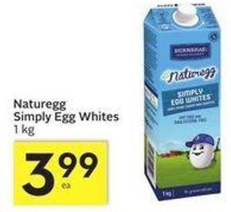 Naturegg Simply Egg Whites