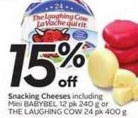 Snacking Cheeses