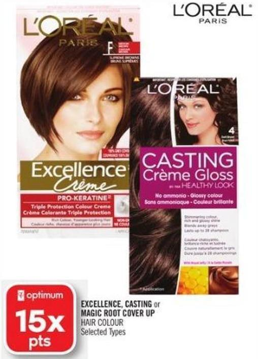 Excellence - Casting or Magic Root Cover Up Hair Colour
