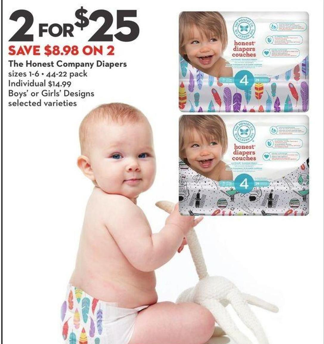 The Honest Company Diapers