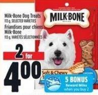Milk-bone Dog Treats 113 g