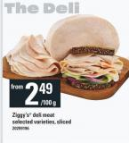 Ziggy's Deli Meat
