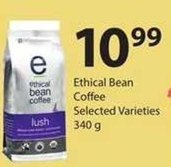 Ethical Bean Coffee - 340 G