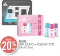 Adidas Omni - Ice Dive or Moves Gift Sets