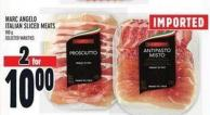 Marc Angelo Italian Sliced Meats 100 g