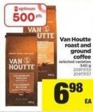 Van Houtte Roast And Ground Coffee - 340 g