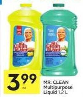 Mr. Clean Multipurpose Liquid