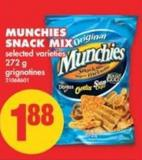 Munchies Snack Mix - 272 g
