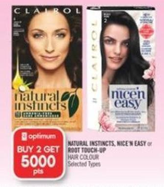 Natural Instincts - Nice 'N Easy or Root Touch Up Hair Colour