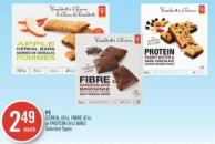 PC Cereal (8's) - Fibre (6's) or Protein (4's) Bars