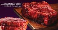 Sterling Silver Premium Montreal Bbq Striploin Steak