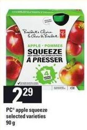 PC Apple Squeeze - 90 g