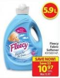 Fleecy Fabric Softener 5.9 L
