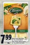 Olivieri Fresh Filled Pasta
