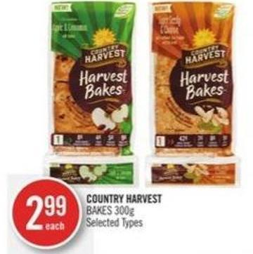 Country Harvest Bakes