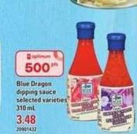 Blue Dragon Dipping Sauce - 310 mL