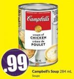 Campbell's Soup 284 mL