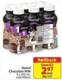 Natrel Chocolate Milk
