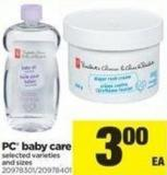 PC Baby Care