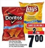 Frito Party Size Chips 300 ‑ 480 g