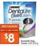 Dentalife Dog Treats