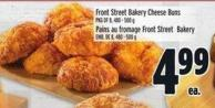Front Street Bakery Cheese Buns