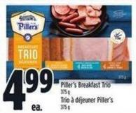 Piller's Breakfast Trio 375 g