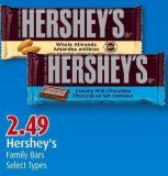 Hershey's Family Bars