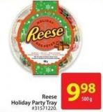 Reese Holiday Party Tray 500 g