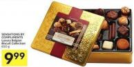 Sensations By Compliments Luxury Belgian Biscuit Collection 650 g