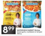 Waterview Market Shrimp