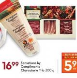 Sensations By Compliments Charcuterie Trio