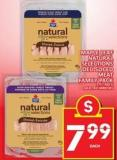 Maple Leaf Natural Selections Deli Sliced Meat Family Pack