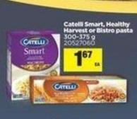 Catelli Smart - Healthy Harvest Or Bistro Past - 300-375 g