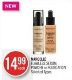 Marcelle Flawless Serum - Powder or Foundation