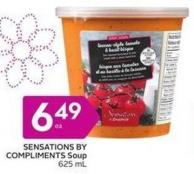 Sensations By Compliments Soup 625 mL