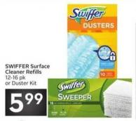 Swiffer Surface Cleaner Refills