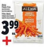 Alexia Potato Fries