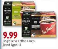 Single Serve Coffee K-cups