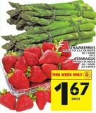 Strawberries Or Asparagus